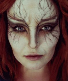 goth witch makeup - Google Search