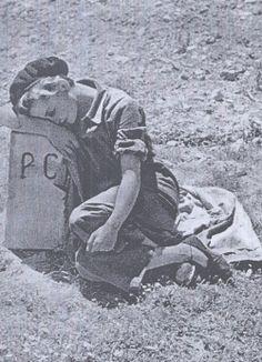 by Gerda Taro [1937] Taken at Brunete, Spain during the Civil War