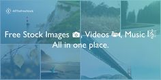AllTheFreeStock.com is a curated list of free stock  images,  sfx and  videos. Find all the best free stock images and videos in one place.