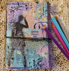 The Power of You by Lynne Moncrieff | That's Blogging Crafty!