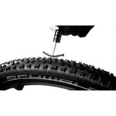 Tutorial cómo reparar una cubierta de bicicleta tubeless