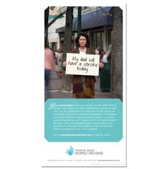 A multi-media marketing campaign for a renowned healthcare facility - Memphis Jewish Home & Rehab