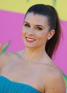 NASCAR Driver Danica Patrick. Nickelodeon's 26th Kids' Choice Awards, USC's Galen Center, Los Angeles, CA. March 23, 2013. by Axelle Woussen.