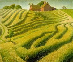 """grant wood"" - Google Search"