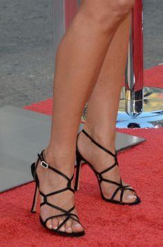 Jennifer Aniston in Versace Sandals