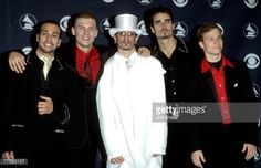 Howie Dorough Nick Carter AJ McLean Kevin Richardson and Brian Littrell of the Backstreet Boys