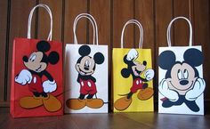Mickey party favors
