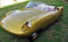 Futuristic Micro: 1957 Goggomobil Dart - http://barnfinds.com/futuristic-micro-1957-goggomobil-dart/