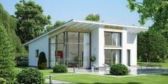 fingerhut bungalow einfamilienhaus pultdach teilweise. Black Bedroom Furniture Sets. Home Design Ideas