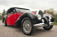 #SouthwestEngines Vintage Bugatti