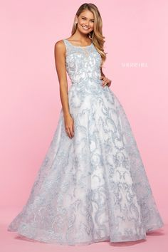 53545 Sherri Hill Prom Dresses, Prom Dress Stores, Prom Dresses Online, Dress Shops, Lace Ball Gowns, Ball Gown Dresses, Designer Prom Dresses, Perfect Prom Dress, Buy Dress