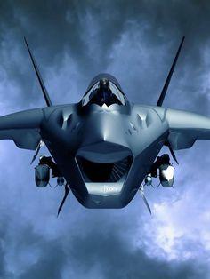 Boeing x32 fighter jet