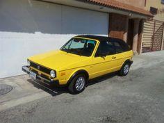 Volkswagen Golf Mk2, Golf 1 Cabriolet, Mk1, Convertible, Audi, Rabbit, Classic, Cars, Vehicles