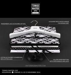 TOMASI MASTER Live at Moda Prima Florence 21-22-23 November 2014#fashion…