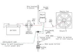 14 Pin Relay Wiring Diagram Here's a picture... it looks