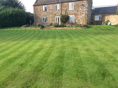 Lawncare treatments, Thenford, Oxfordshire Lawn Care, Golf Courses, Mansions, House Styles, Home, Decor, Decoration, Manor Houses