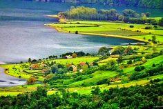 Lagoa das 7 Cidades, São Miguel, Açores.