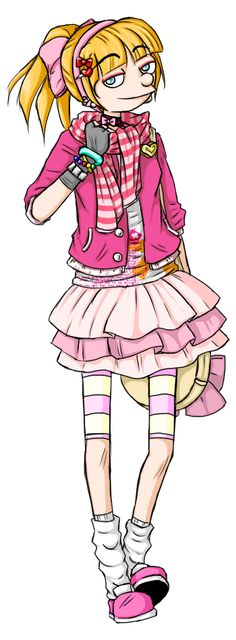 Helga Decora Color by Panfla