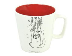 Simon's Cat Mug- I want this!!! LOVE these little videos!