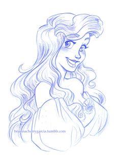 Ariel by Brianna Garcia