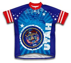 Utah Short Sleeve Cycling Jersey for Men Size XL     Visit the image link 5efcd0456