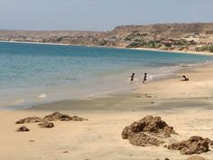 Baia Azul - Benguela (Angola)