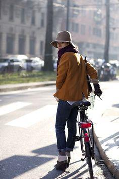 Show Me a Bike: Bike in the City