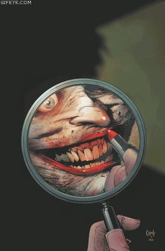 "THE JOKER ""GIF"" BATMAN DCComics"