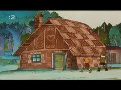 Perníková chalúpka - Janko a Marienka - Baba Jaga - Animovaná rozprávka pre deti a najmenších - YouTube Cabin, Youtube, House Styles, Preschool, Home Decor, Decoration Home, Room Decor, Cabins, Kid Garden