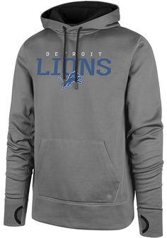 47 Detroit Lions Mens Grey Rush Line Hood - Image 1. More information.  More information. Green Bay Packers Touch by Alyssa Milano Women s ... 2e3526e54