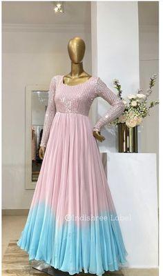 Party Wear Indian Dresses, Designer Party Wear Dresses, Indian Gowns Dresses, Indian Bridal Outfits, Kurti Designs Party Wear, Dress Indian Style, Indian Fashion Dresses, Indian Designer Outfits, Bridal Dresses