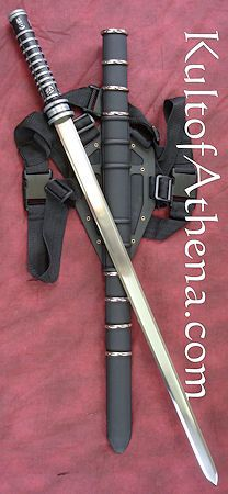 Vampire Slaying Sword - the ''Sword of the Daywalker'' from the Blade Trilogy.
