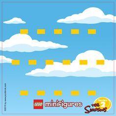 IKEA Ribba Hack - LEGO Minifigures Display Frame - 71009 The Simpsons Serie 2 - Clicca sull'immagine per scaricarla gratuitamente!