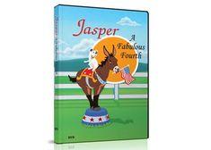 Jasper: A Fabulous Fourth (DVD)