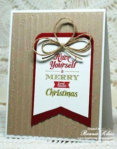 Merry Little Christmas ~ Bonnie Klass