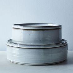 Rustic Tin-Glazed Lidded Bowls on Food52