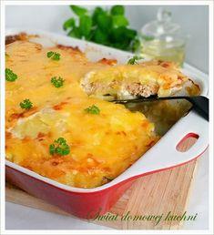 Polish Recipes, Bon Appetit, Casserole Recipes, Cornbread, Stew, Mashed Potatoes, Macaroni And Cheese, Menu, Yummy Food