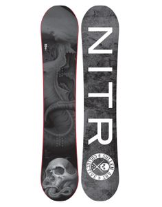2015 Nitro Team x Sullen Snowboard one of the coolest graphic stories this year. Nitro has nailed it