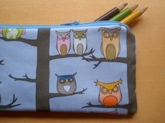 Organic pencil case