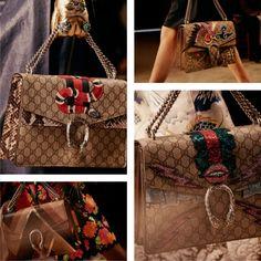 Gucci | #Moda #DiseñosAtrevidos #Creatividad #Color #Estilo #Inspiracion, todo para tus #Creaciones. #ABCHerrajes