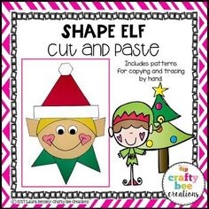 Shape Elf Cut and Pa