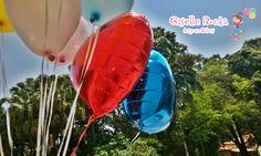 Cores e balões