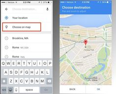 How To Use Updated Google Maps For IPhone Mobile Application Development ~ M2 Software Solutions