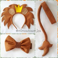 Little Lion Costume for Kids Costume Lion, Safari Costume, Cat Costumes, Carnival Costumes, Halloween Costumes, Kids Costumes Boys, Toddler Costumes, Felt Crafts, Diy And Crafts