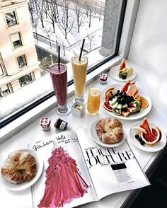 All happiness depends on a leisurely breakfast