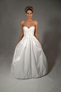 Raylia Wedding Dress W4402L Responsible Fabric Dresses For Petite Curvy Women