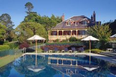 Lilianfels Resort and Spa, Blue Mountains