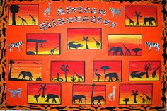 Most recent Photographs We have created some colourful displays which link to our African theme. We hope. Suggestions The action ballroom based on Tennessee Williams' enjoy may be the development by Steve Neume African Art For Kids, African Art Projects, African Crafts, Handas Surprise, Giraffes Cant Dance, Primary School Art, Class Displays, Lion King Art, African Theme