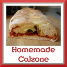 Pizza to go -- a calzone! Wrap the fillings in a pretty braided dough with this photo tutorial.