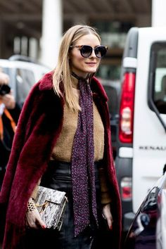 Palermo Perfect - The Street Style at Milan Fashion Week Was Seriously Chic - Photos